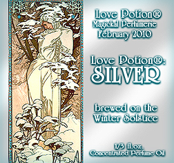 Love Potion Silver