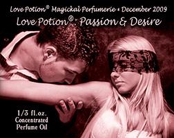 Love Potion & Desire