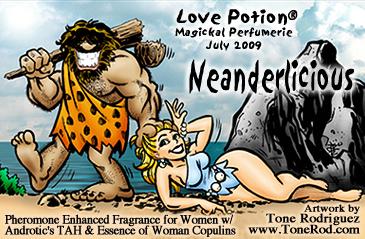 Neandericious