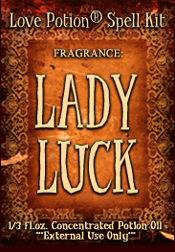 Lady Luck oil