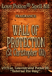 Wall Of Protection Oil