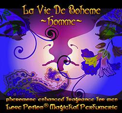 La Vie De Boheme~homme~