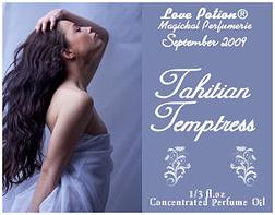 Tahitian Temptress